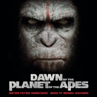 Dawn of the Planet of the Apes Motion Picture Soundtrack CD